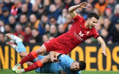 Liverpool và Man City tạo ra trận hòa 'điên rồ' tại Anfield