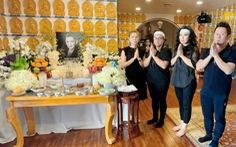 Nghệ sĩ hải ngoại chia buồn cùng gia đình Phi Nhung trong cúng thất đầu tiên tại Mỹ