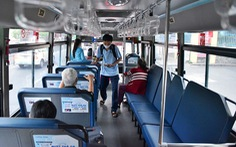 4 tuyến xe buýt ở huyện Cần Giờ, TP.HCM hoạt động lại từ ngày 5-10