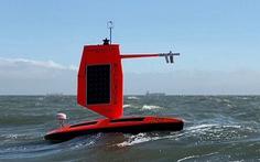 Mỹ thử nghiệm đưa tàu thăm dò không người lái vào tâm bão cấp 4