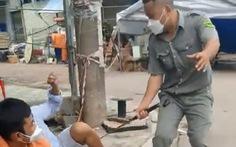 Vụ dân quân, dân phòng đánh dân ở Đồng Nai: Đưa đồ vào chốt, xảy ra ném đá, đánh nhau