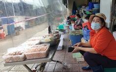 Trong 2 ngày, thêm 6 chợ ở TP.HCM mở cửa lại, sẽ còn mở tiếp