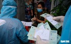Oxfam và 2 đại sứ quán New Zealand, Thụy Sĩ hỗ trợ 700 lao động ở TP.HCM