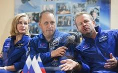 Nga trở thành nước đầu tiên trên thế giới làm phim trên vũ trụ