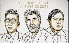 Lộ diện chủ nhân Giải Nobel Vật lý