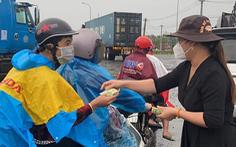 Phú Yên lập điểm dừng nghỉ cho người dân về quê đi ngang qua tỉnh