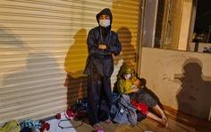 Thai phụ từ TP.HCM về Thanh Hóa chuyển dạ giữa đêm mưa tại Quảng Ngãi