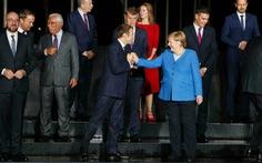 EU tìm tiếng nói chung ứng phó cả Mỹ lẫn Trung Quốc