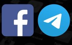Telegram kiếm thêm 70 triệu khách hàng nhờ Facebook 'đứng hình'