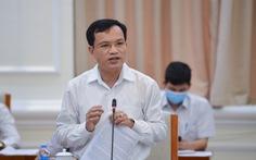 Bộ Giáo dục - đào tạo vẫn chịu trách nhiệm ra đề thi