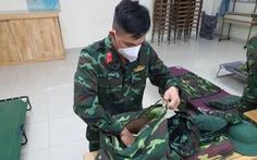 Quận Bình Tân tổ chức chia tay lực lượng tăng cường phòng chống dịch
