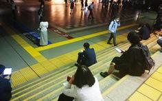 Thủ đô Tokyo rung chuyển bởi trận động đất 6,1 độ Richter, 250 tòa nhà mất điện