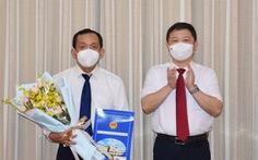 Bổ nhiệm giám đốc Bệnh viện Nhân dân Gia Định làm phó giám đốc Sở Y tế TP.HCM