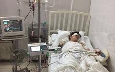 Bệnh viện Thống Nhất cấp cứu thành công thượng úy công an bị đâm khi làm nhiệm vụ