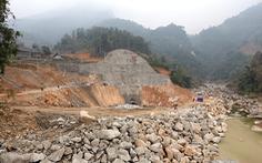 Sạt lở thủy điện ở Lai Châu, 2 công nhân tử vong