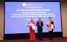 EVNNPC công bố quyết định bổ nhiệm Chủ tịch HĐTV và Tổng giám đốc