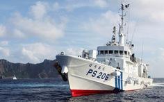 Nhật phát hiện tàu Triều Tiên trang bị tên lửa xâm nhập ngư trường?