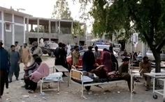 Động đất ở Pakistan, ít nhất 20 người chết, 300 người bị thương