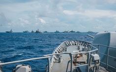 Tàu chiến Anh và New Zealand vào Biển Đông tập trận, Việt Nam nói gì?