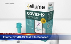 Công ty Úc thu hồi gần 200.000 kit test nhanh COVID-19 ở Mỹ