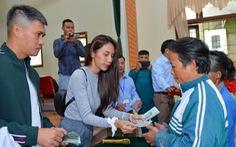 Bộ Công an yêu cầu hai huyện Nghệ An cung cấp tài liệu hoạt động từ thiện của Thủy Tiên