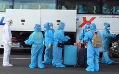 Chấp thuận đón công dân Việt Nam ở nước ngoài về qua cảng hàng không Cam Ranh