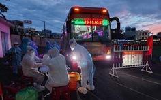 Phú Yên: Hơn 70 ngày, đưa 16.772 người từ TP.HCM và phía Nam về quê