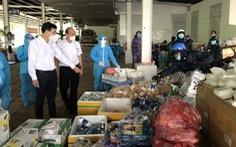 Chủ tịch Đà Nẵng kiểm tra nơi tạm trú và tiếp sức cho bà con về quê qua Đà Nẵng
