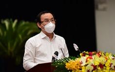 Bí thư Nguyễn Văn Nên: 'Dịch COVID-19 chưa kết thúc, phải nâng cao cảnh giác'