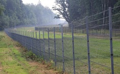 12 nước EU muốn xây hàng rào biên giới