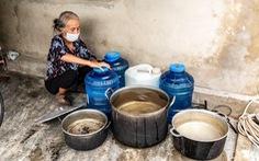 Thịnh Lộc, Hà Tĩnh: người dân phấn khởi chờ nước sạch về