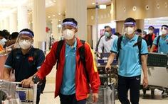 Đội tuyển U22 Việt Nam đã có mặt tại UAE để chuẩn bị cho vòng loại U23 châu Á