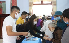 Hà Tĩnh rà soát tiền từ thiện Thủy Tiên hỗ trợ dân, theo yêu cầu của Bộ Công an