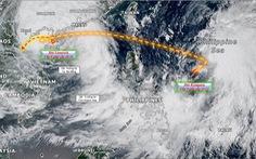 Nguy cơ 'bão chồng bão', người dân hạn chế về quê trong 10 ngày tới