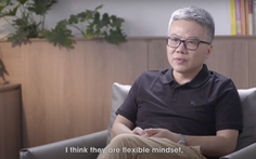 Giáo sư Ngô Bảo Châu: 'Không có sự tìm tòi sáng tạo, việc học chưa đến nơi đến chốn'