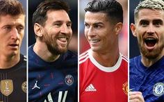Công bố danh sách ứng viên Quả bóng vàng 2021