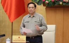 Thủ tướng yêu cầu giao thông thống nhất toàn quốc, không cát cứ, không chia cắt