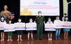 Dành tiền thưởng chống dịch hỗ trợ trẻ mồ côi