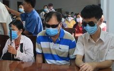 TP.HCM: Mong tiền hỗ trợ tết sớm đến với nhiều người mù