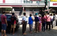 Chính biến ở Myanmar: Quân đội chiếm tòa thị chính, tổng tư lệnh quân đội nắm quyền