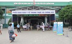 Quảng Nam bắt buộc tất cả người dân các nơi về khai báo y tế