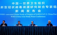 Các giả thuyết của WHO về nguồn gốc COVID-19 khi tới Vũ Hán