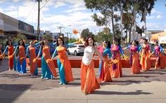 Người Việt ở Úc bước vào thời khắc giao thừa