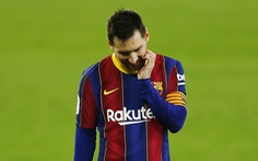 Điểm tin thể thao sáng 11-2: Barca thua Sevilla, Neymar dính chấn thương