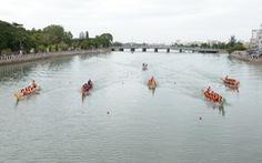 Phan Thiết ngưng tổ chức đua thuyền trên sông Cà Ty