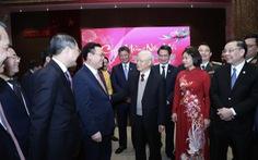 Tổng bí thư, Chủ tịch nước Nguyễn Phú Trọng: 'Năm nay Hà Nội phải càng thắng to'