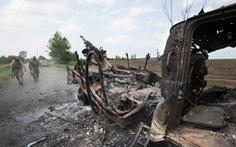 Nga trừng phạt 9 công ty Ukraine