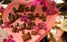 Nam giới Nhật 'hết thời' khi giri choco ngày Valentine ở Nhật 'trên bờ tuyệt chủng'