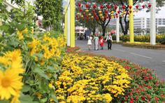 Muôn sắc những cung đường mùa xuân