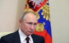 Ông Putin nói phương Tây dùng Navalny để 'kiềm chế' nước Nga